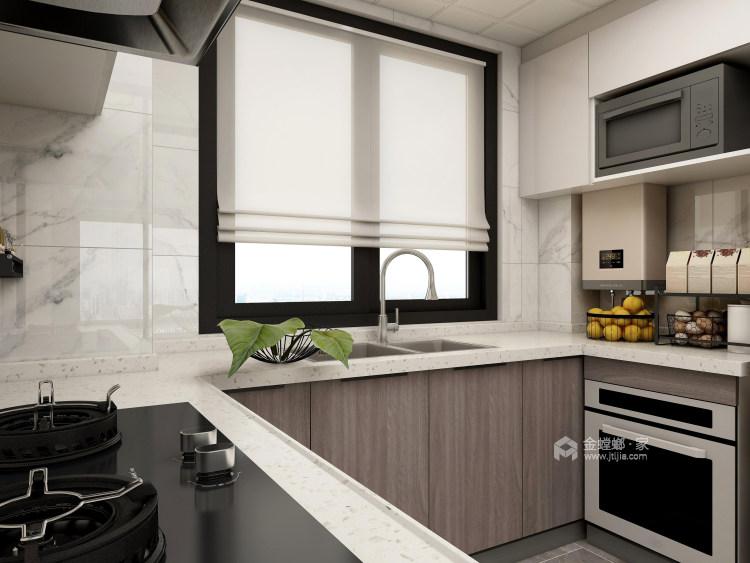 126平牡丹学府新中式风格-真实与诚恳-厨房