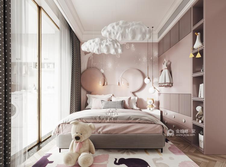188平龙湖春江天玺法式风格-优雅是永不褪色的美-儿童房