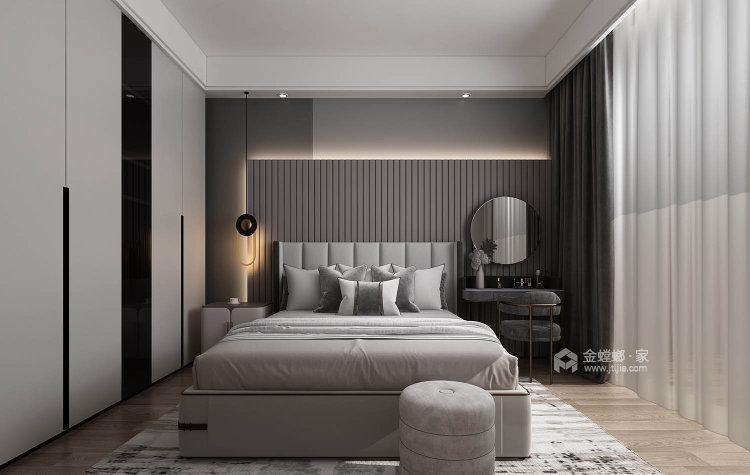 101平莱茵城中式风格-摩登-卧室效果图及设计说明
