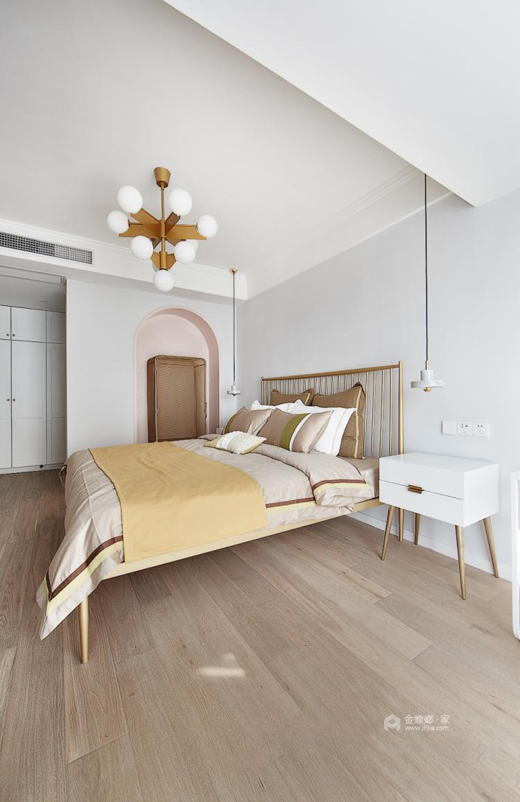 109平金星园现代风格-品质单身,质感享受-卧室效果图及设计说明