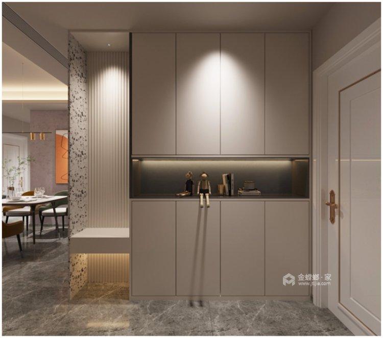 108平佳境康城现代风格-卧室效果图及设计说明