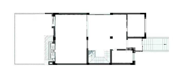 160平现代园墅现代风格-高颜值 高品质-业主需求&原始结构图