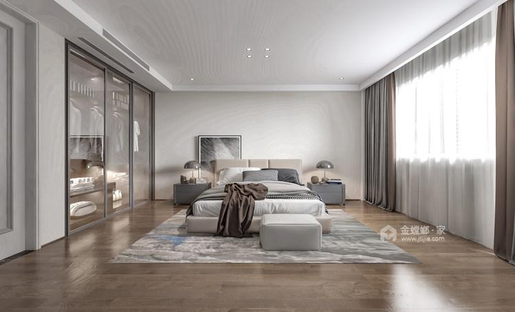 360平自建房现代风格-追光者-格调极简,品质生活-卧室效果图及设计说明
