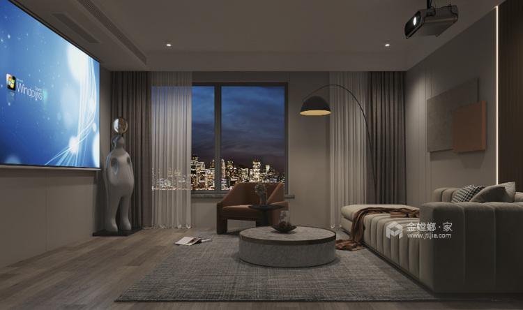 350平西山自建房新中式风格-其他空间