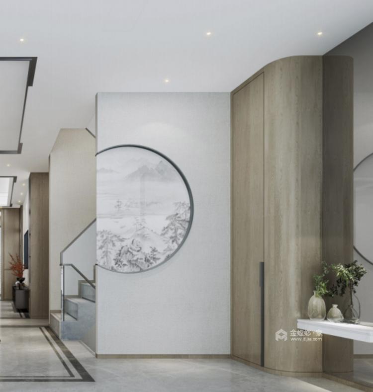 160平鲁能公馆新中式风格-其他空间