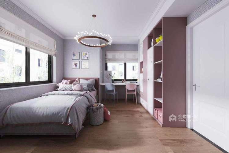 186平雍璟台美式风格-岁月有你-卧室