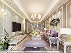 如此精致的欧式之家,你也可以有-壹号广场小区160平米五居欧式装修案例