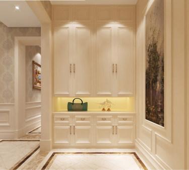 三层别墅的奢华欧式风,演绎浪漫惬意生活-马尔贝拉小区253平米别墅欧式装修案例