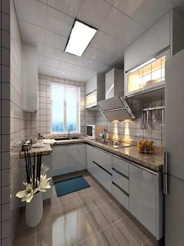 80㎡小户型的精致生活:家的温度与面积无关-融科瀚棠小区80平米二居北欧装修案例