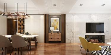 灰白现代风的家,极具时尚感