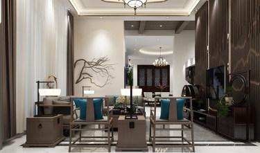 新中式大宅,把优雅进行到底!