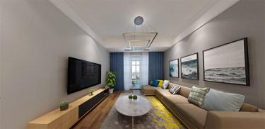 客厅这样装马上扩大5平米,小空间变大幸福