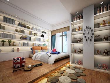 小户型的家这样装修,温馨又精致-金润家园小区80平米2室北欧装修案例