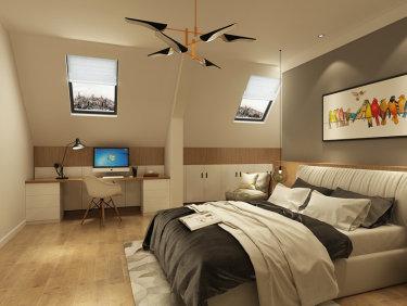 北欧风 余生和舒服的人住舒服的家