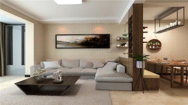 90平现代日式两居,超美超清新的阳光房