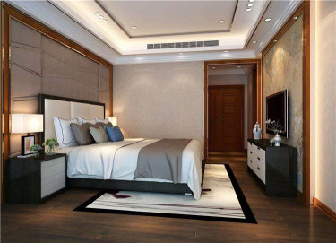 232㎡雅致新中式风三居室,耐看不过时!