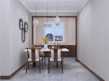 新中式挑高客厅,有格调又不显压抑!