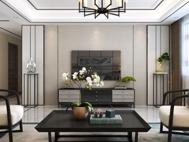 新中式风格,尽显居室典雅、沉稳之美