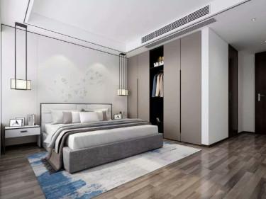 148㎡温馨大气的格调-尚枫澜湾小区148平米3室现代装修案例