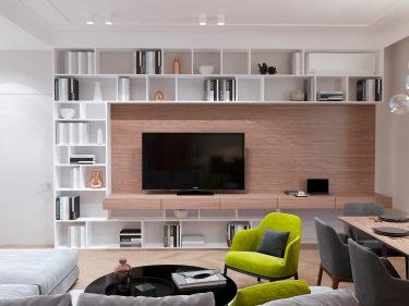 宁静和舒适的居家空间