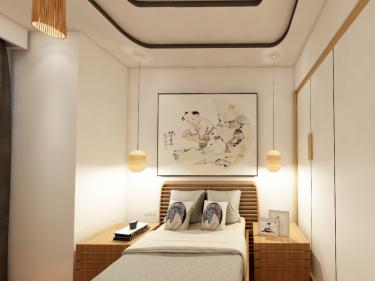 适合都市白领的日式单身公寓