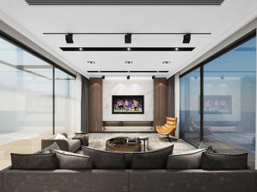 400平现代风别墅家居 如何增加更多空间利用率