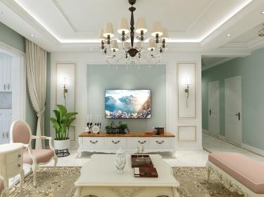 干净精致的美式家居,带来宁静生活享受