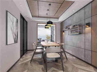现代简约:生活只留下你最喜欢的样子-太湖国际小区160平米4室现代装修案例