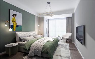123平北欧风格,生活原来可以不复杂-春江明月小区123平米3室北欧装修案例