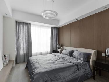 简约美式温馨风 171平4居室-荷澜庭小区171平米4室美式装修案例