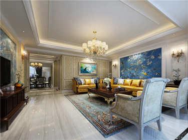 奢华的欧式浪漫 350平私家大宅享受高品位生活