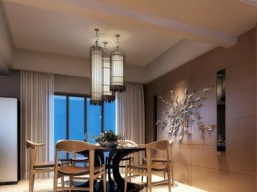 """""""大礼不辞小让"""",真正的奢华隐藏于细节的雕琢之中-城发绿园小区200平米3室现代装修案例"""