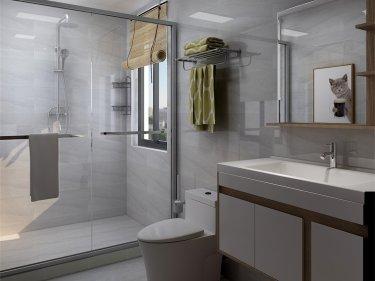 107m²的现代轻奢,舒适惬意又不失格调的生活空间。