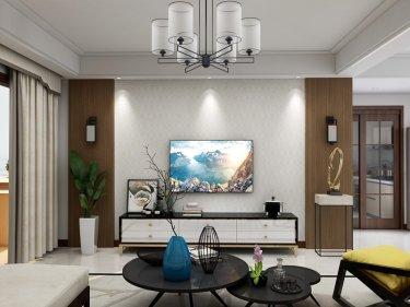 新中式风格,古朴典雅
