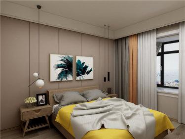 清风朗月一般灵动的现代主义简约情怀-龙湖时代天街小区130平米3室现代装修案例