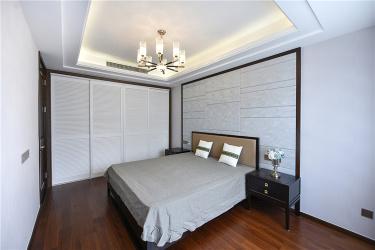 350㎡『轻奢+新中式』新家的设计细节~-怡景湾小区350平米别墅新中式装修案例