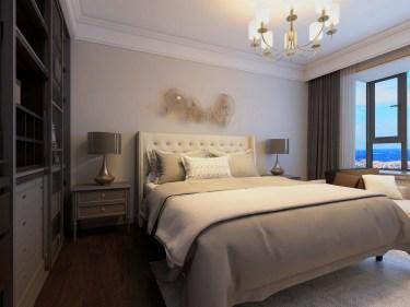 170平4室简美卧室