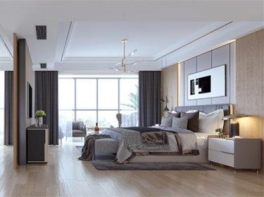380平大宅,让家的每一个角落都有期待的风景-新港名城花园小区380平米别墅现代装修案例