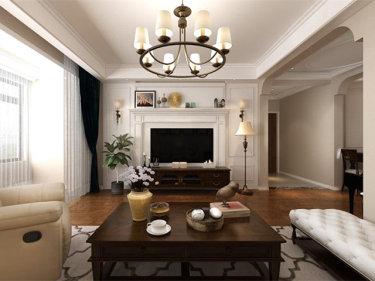 4室2厅现代简约,轻奢有格调-东尚名品小区168平米4室现代装修案例