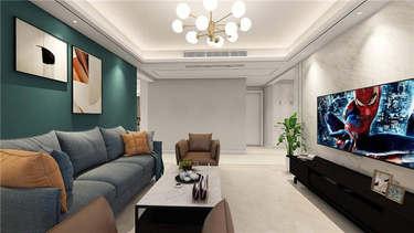 140平实用主义居住空间 装下整个理想生活