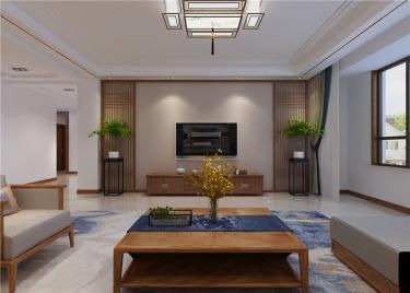 品味雅致新中式之家--众成嘉园190房型