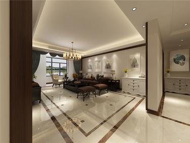 150平的三居室,这风格设计太美了!