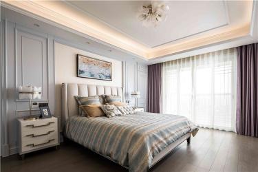 250㎡美式风——把日子过成诗-银河湾明苑小区250平米4室美式装修案例
