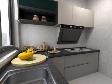 112平3室现代厨房
