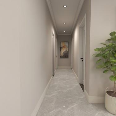 112平3室现代走廊