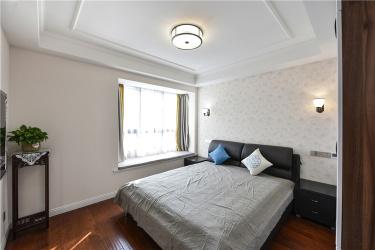 午后咖啡-琴川嘉安小区131平米4室美式装修案例
