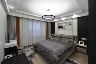 实景 | 永不过时的现代风格-丽都家园小区140平米4室现代装修案例