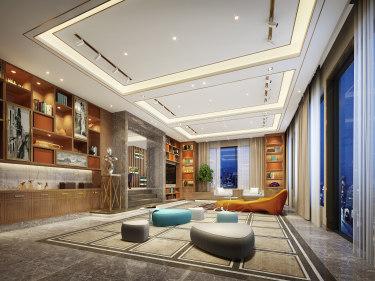 现代别墅,品味真正的奢华