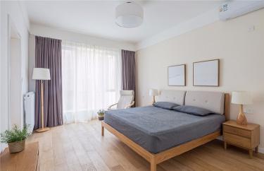 116平紫悦台日式风格-维维.紫悦台小区116平米3室日式装修案例