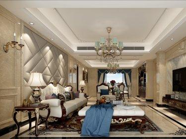 200平星宝明珠欧式风格-温馨之家